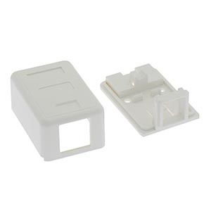 networking surface mount boxes