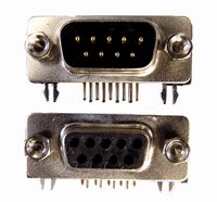 HP-15 Dsub PCB connectors
