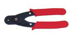 round cable cutting pliers